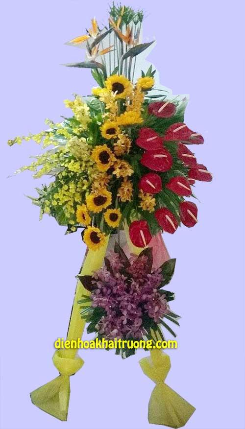 Shop bán hoa khai trương – lẵng hoa đẹp